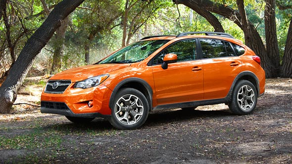 "The 2013 Subaru XV Crosstrek: ""It's What Makes A Subaru, A Subaru"""