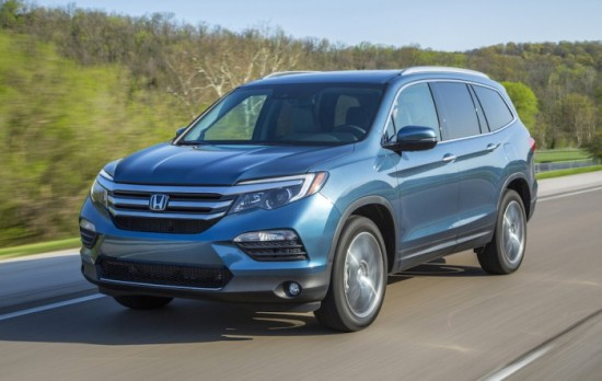 2016 honda pilot review pictures pricing specs. Black Bedroom Furniture Sets. Home Design Ideas