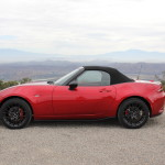 2016 Mazda MX-5 Miata Top Up Side