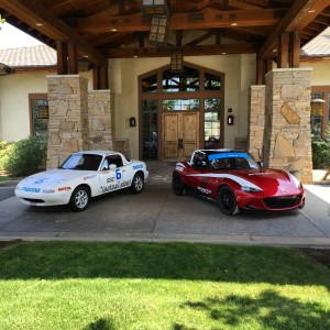 2016 Mazda MX-5 Miata Race Cars