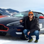 2016 Aston Martin On Ice