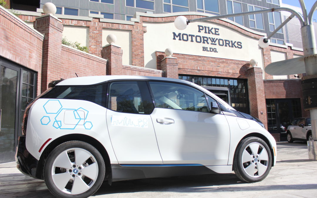 BMW's ReachNow Mobility Service – Experiencing The Future