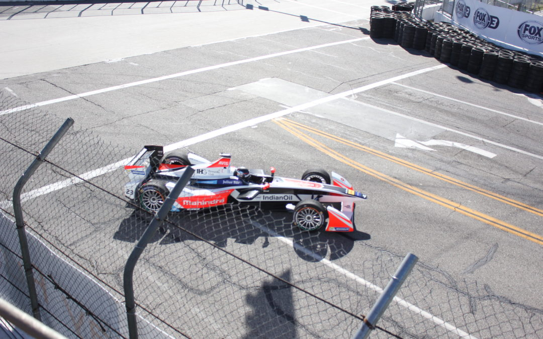 The Spark Ignites: Formula E Gets A Boost From Michelin's Tire Tech