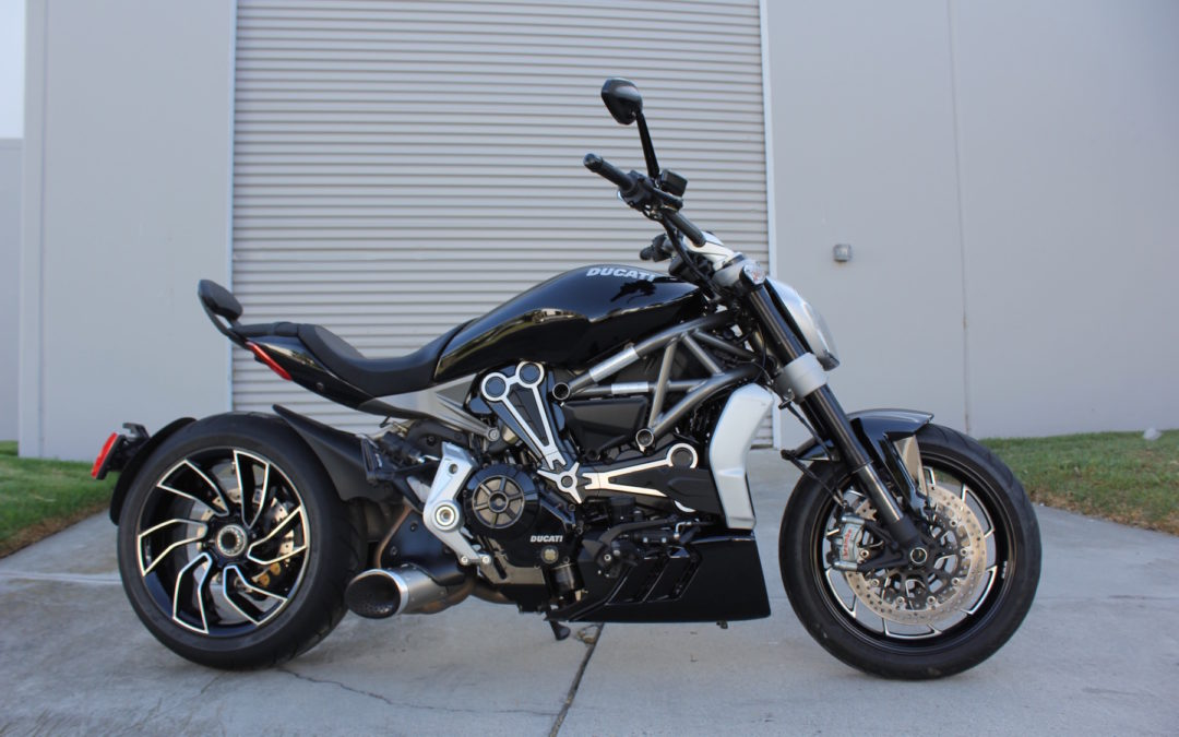 2016 Ducati XDiavel S Review