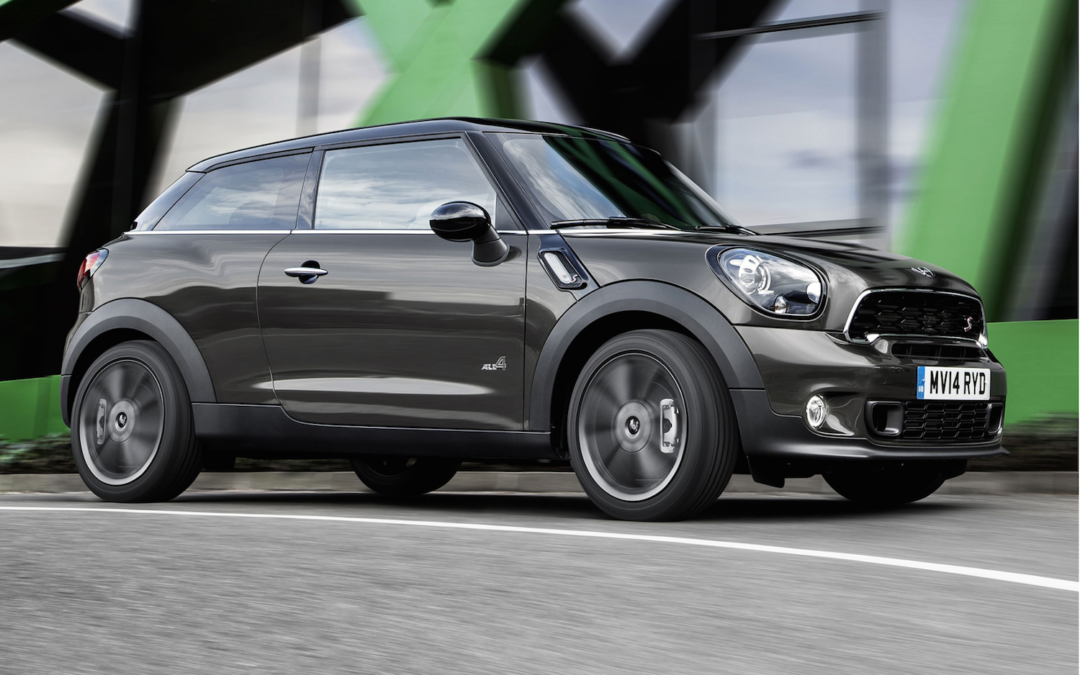 Mini's Paceman Packs It In: Production Ends This Year