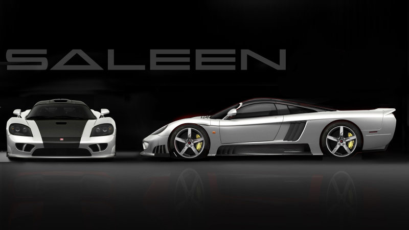 Saleen's Supercar Returns As The 1000-HP S7 LM