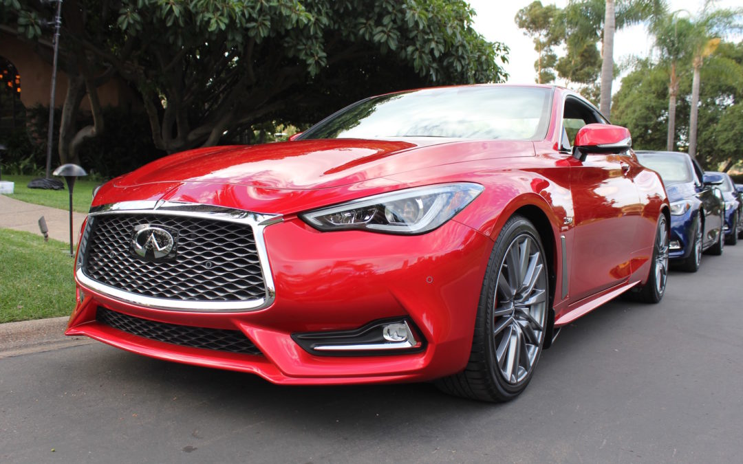 2017 Infiniti Q60 First Drive Review
