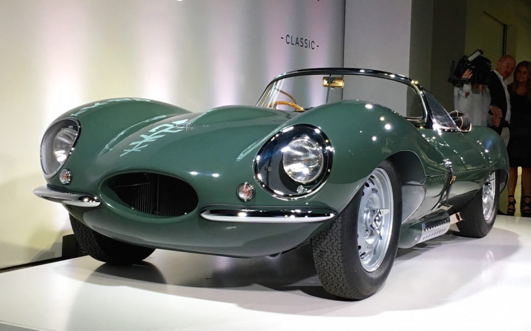 Jaguar's Sultry XKSS Is Back In Production After A 60-year Hiatus