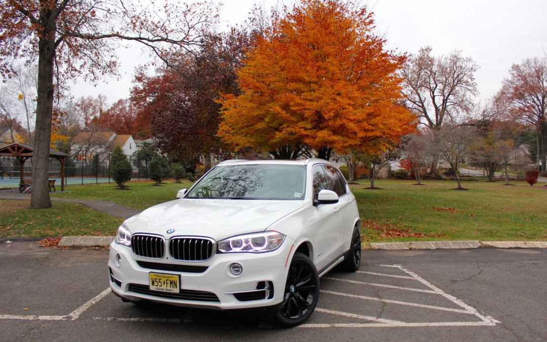 Life, Plugged-In: 2017 BMW X5 xDrive40e Review