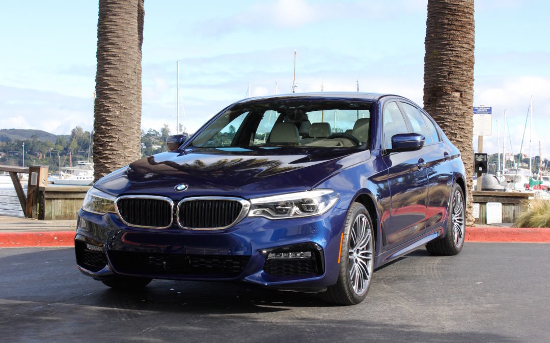 2017 BMW 5 Series First Drive Review