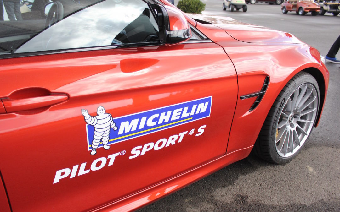 Testing Michelin Pilot Sport 4 S Tires Features Review Pictures