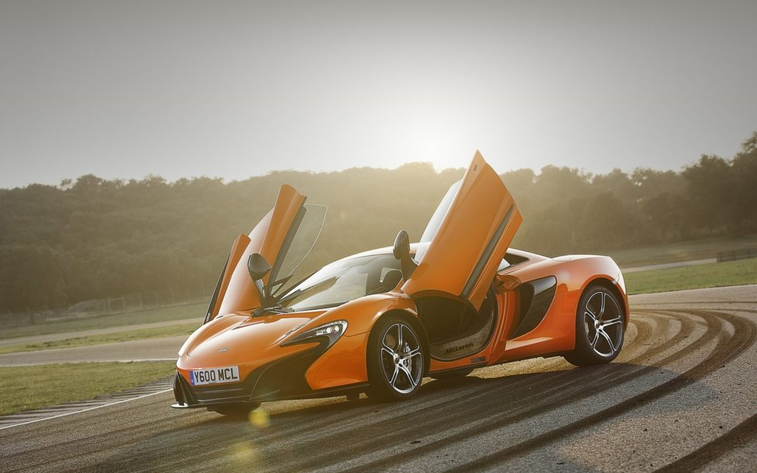 McLaren's P14 Will Outpace The 650S With Better Aerodynamics