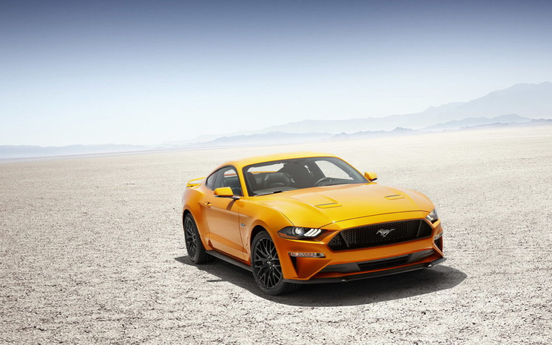 Everything You Need To Know About The 2018 Ford Mustang