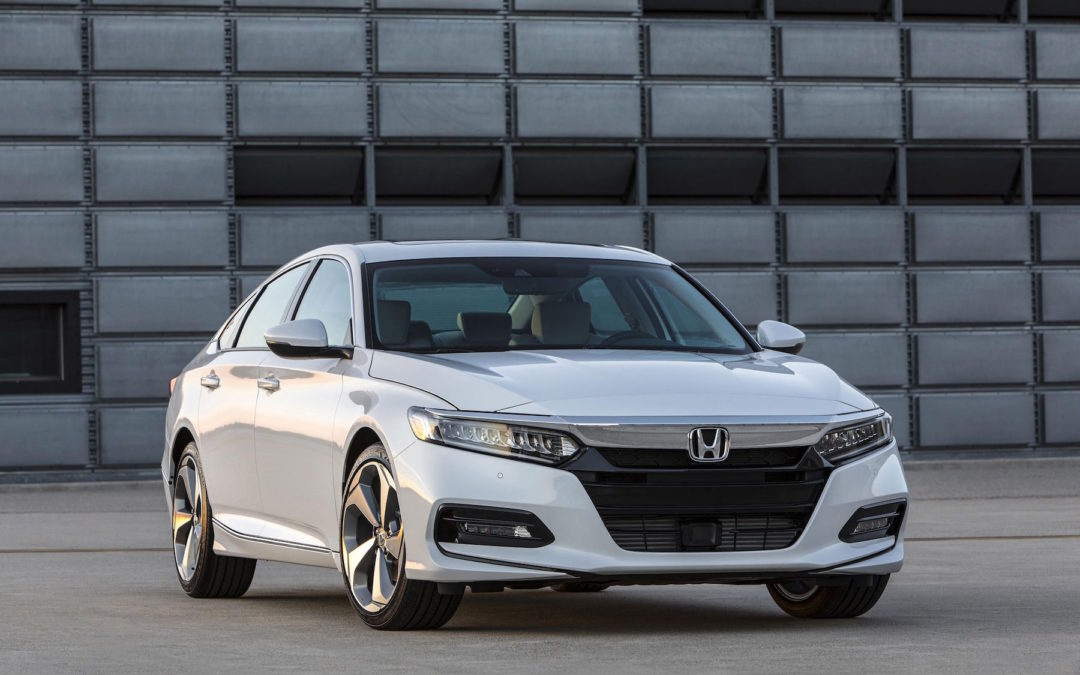 Honda's 2018 Accord Drops The V6 and Coupe, Keeps The Manual