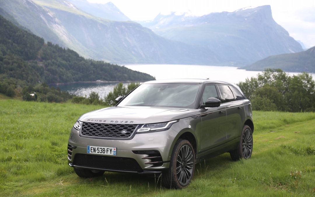 2018 Land Rover Range Rover Velar Review