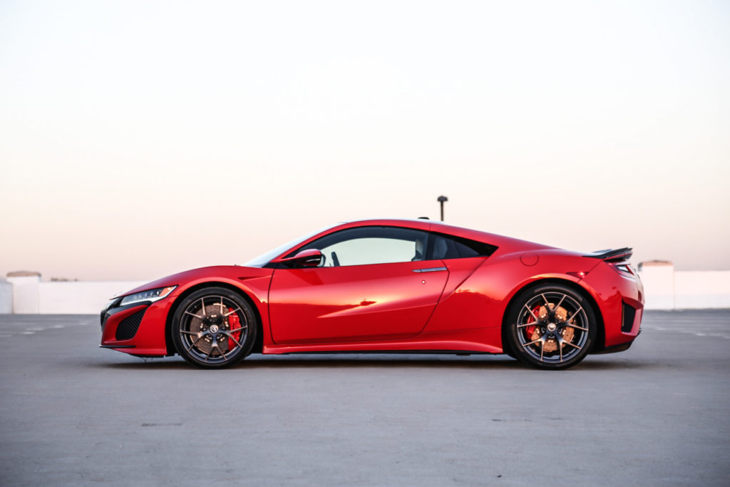 2017 Acura NSX Review | Pictures, Pricing, Specs