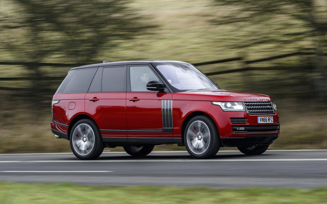 Plush and Powerful: Land Rover's Range Rover SVAutobiography Dynamic Does It All