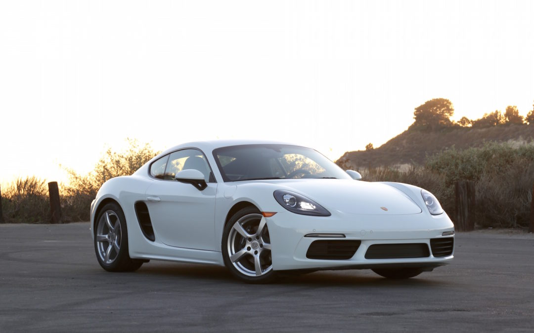 Purity, Perfected: 2018 Porsche 718 Cayman Review