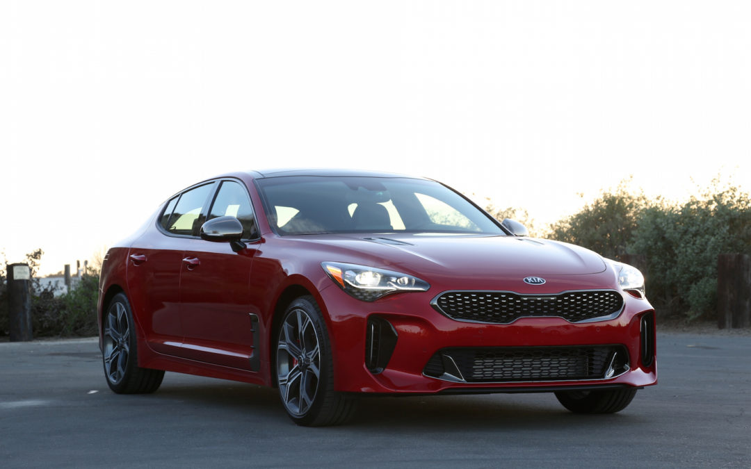 Don't Be A Badge Snob: The Kia Stinger GT Is A True Luxury Sport Sedan