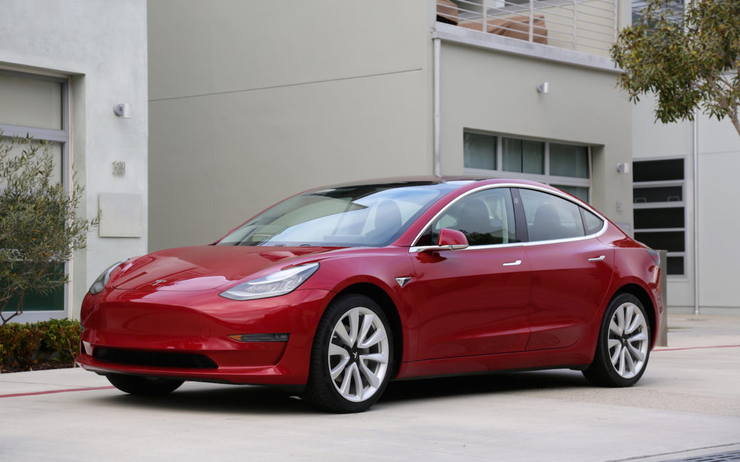 The Tesla Model 3 Is First Future Proofed Car