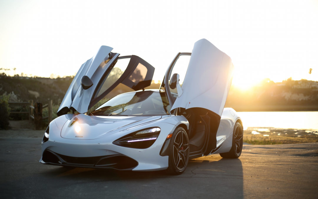 McLaren's Wizards Built A Supercar To Manage All Kinds of Mischief