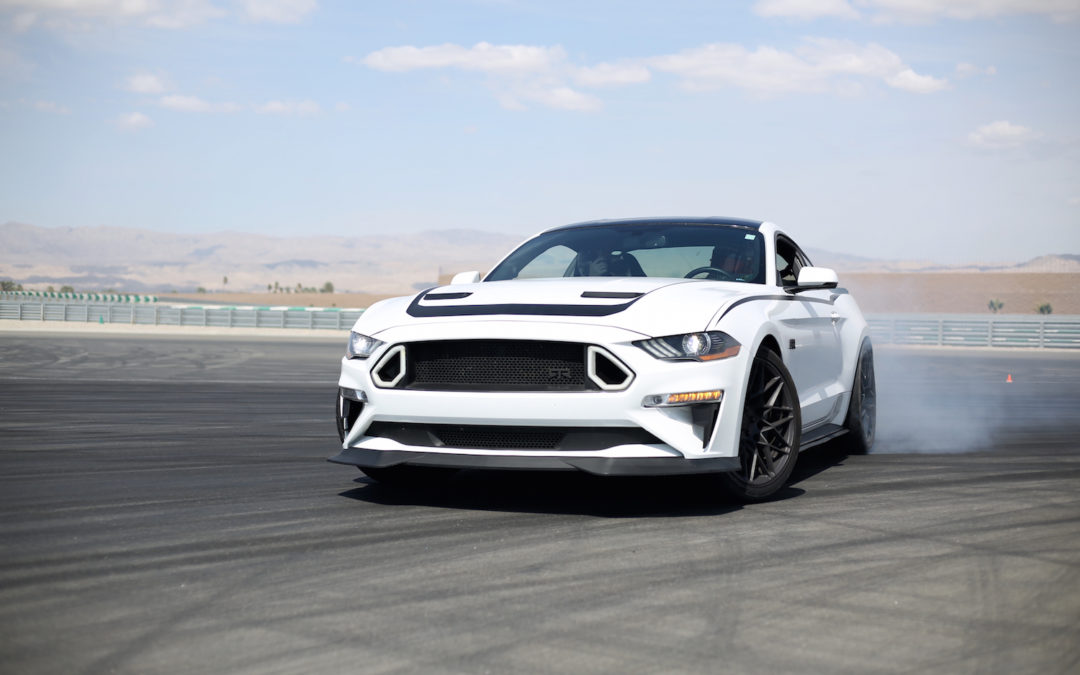 Driving Every Generation of Ford Mustang in a Single Day – That's Mustang Mania