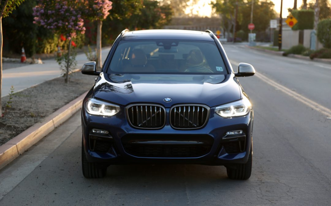 2018 BMW X3 M40i Review