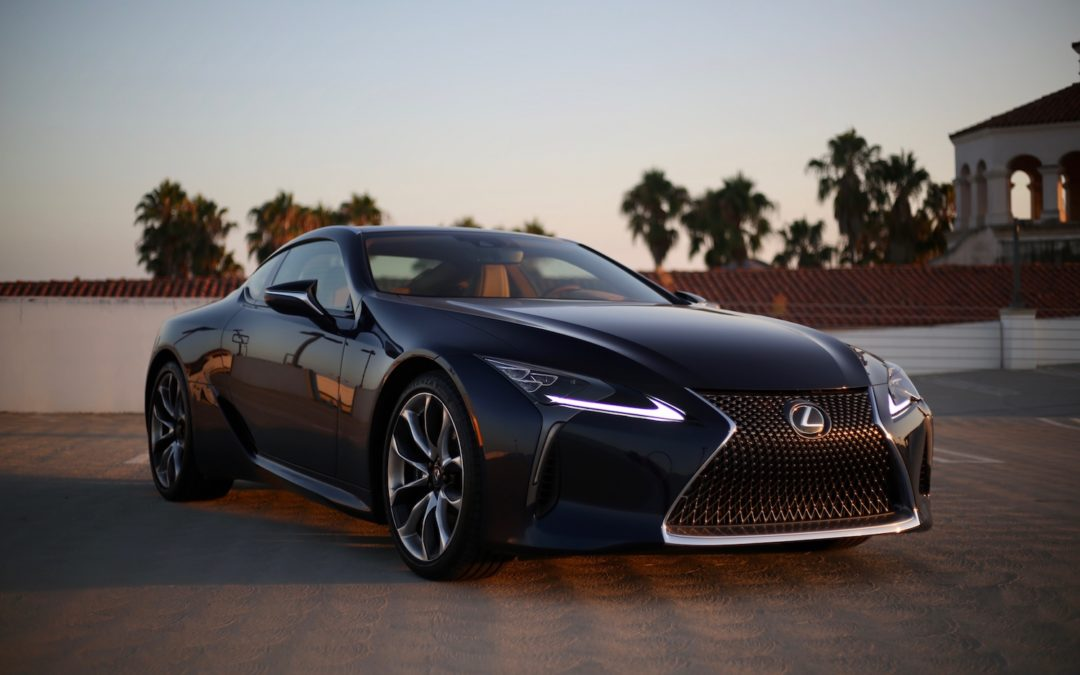 2018 Lexus LC500 Review