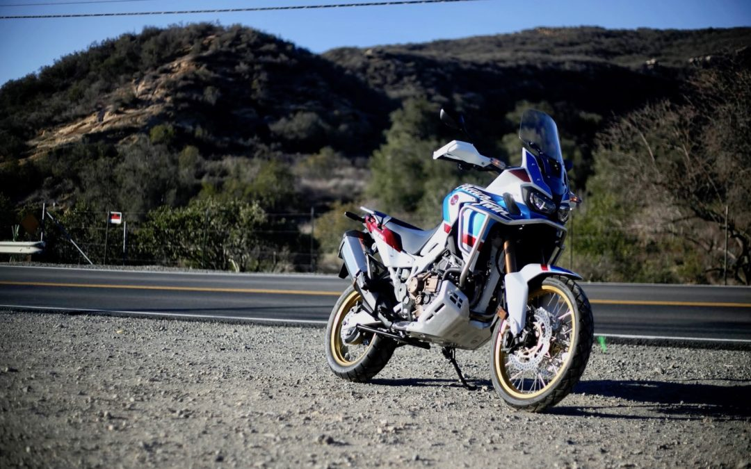 2018 Honda Africa Twin Adventure Sports Review