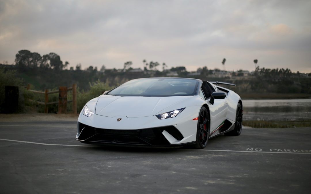 Lamborghini Huracan Performante Spyder Review
