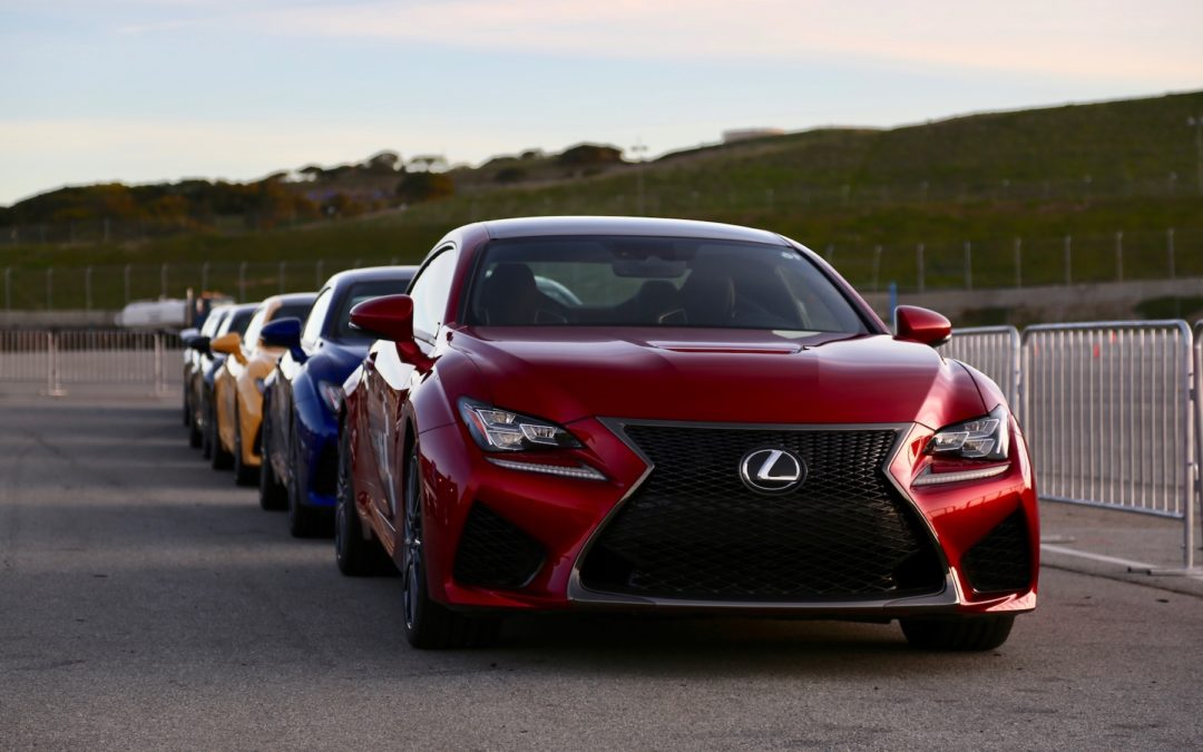 The Lexus Performance Driving School Is A Full Day of On-Track Fun