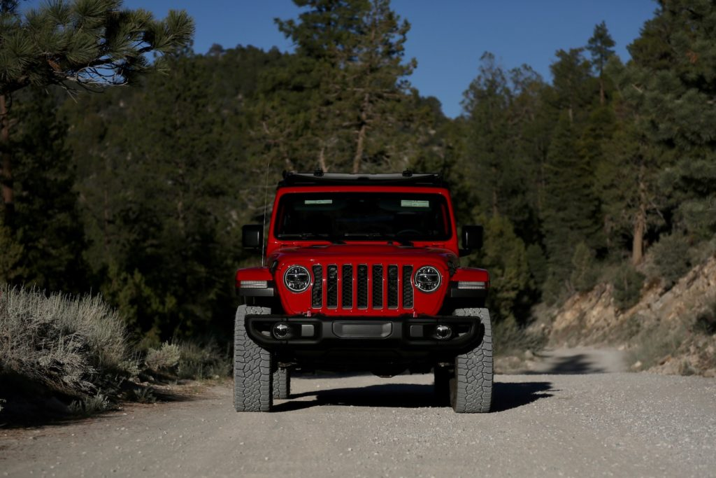 Jeep Gladiator Front