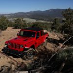 Jeep Gladiator Off Road