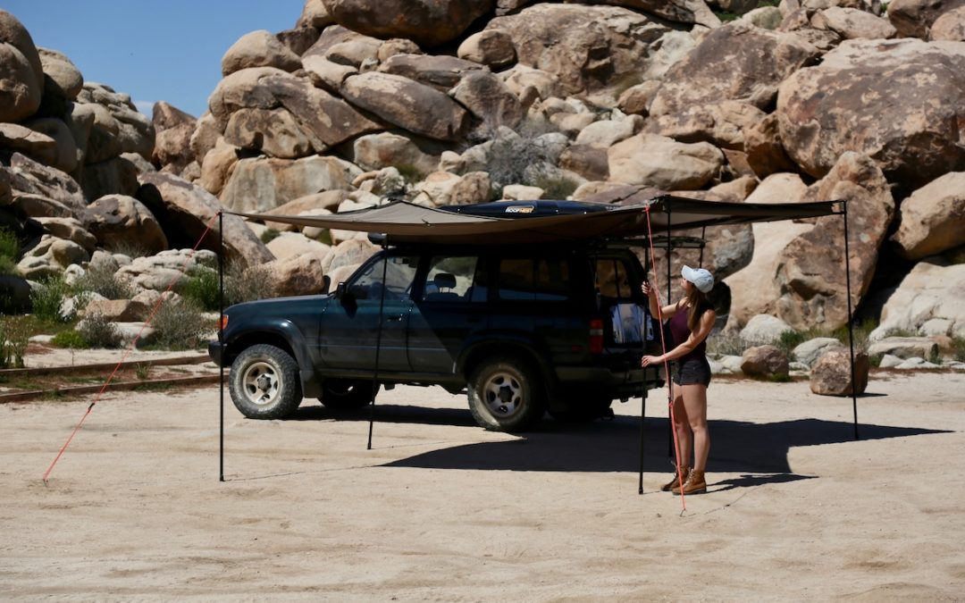 Rhino Rack Batwing Awning Review