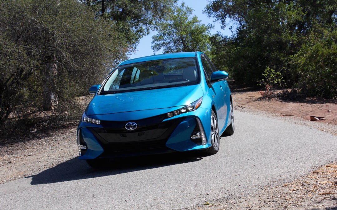 2017 Toyota Prius Prime First Drive Review