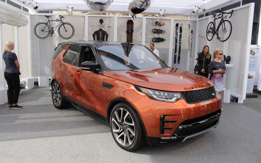 Land Rover's New Discovery Is The Attainable Go-Anywhere Luxury SUV