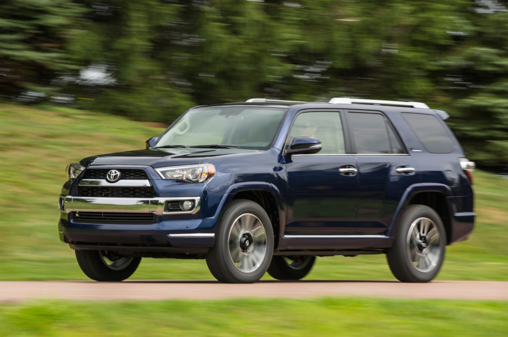most reliable 2017-toyota-4runner