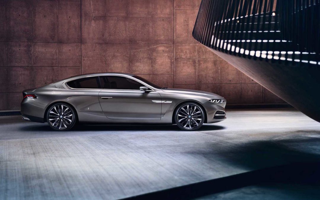 BMW Will Push Its Luxury Boundary With New 8 Series Gran Tourer