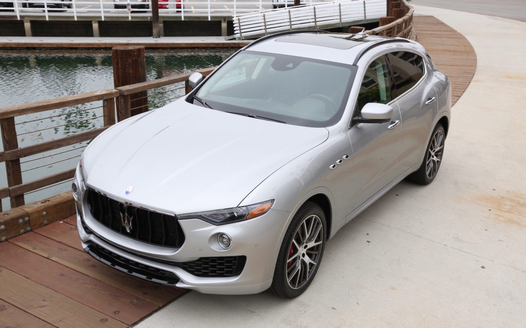 Maserati's First SUV Is Made From All The Right Ingredients