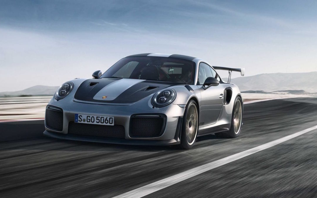 Porsche Reveals Its All-New GT2 RS – The Most Powerful 911 Ever