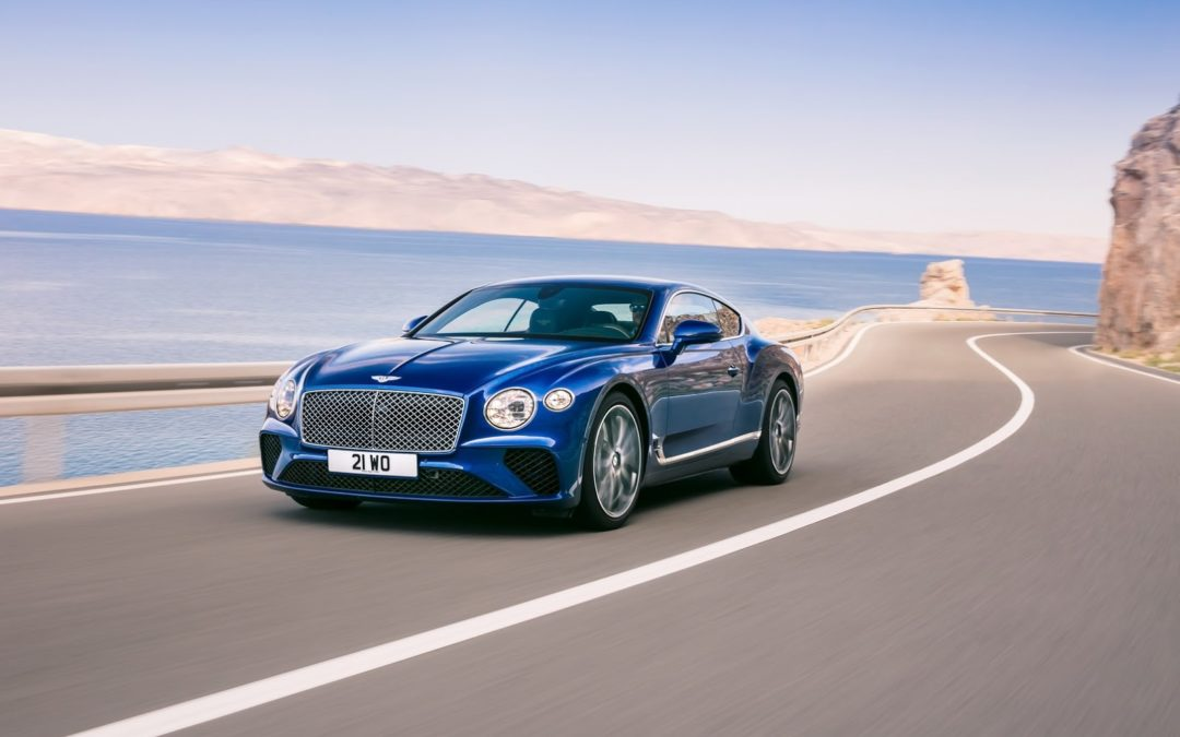 Bentley Gives Its Continental GT An Overdue Overhaul