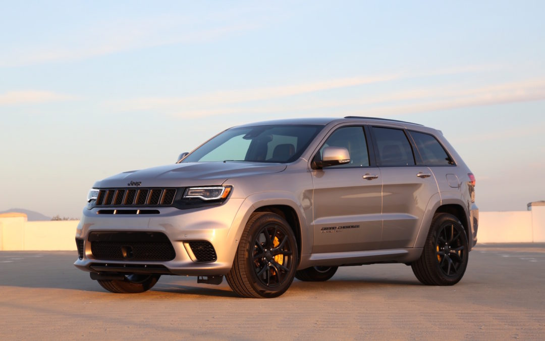 Not Another SUV Review: The 707-HP Jeep Trackhawk