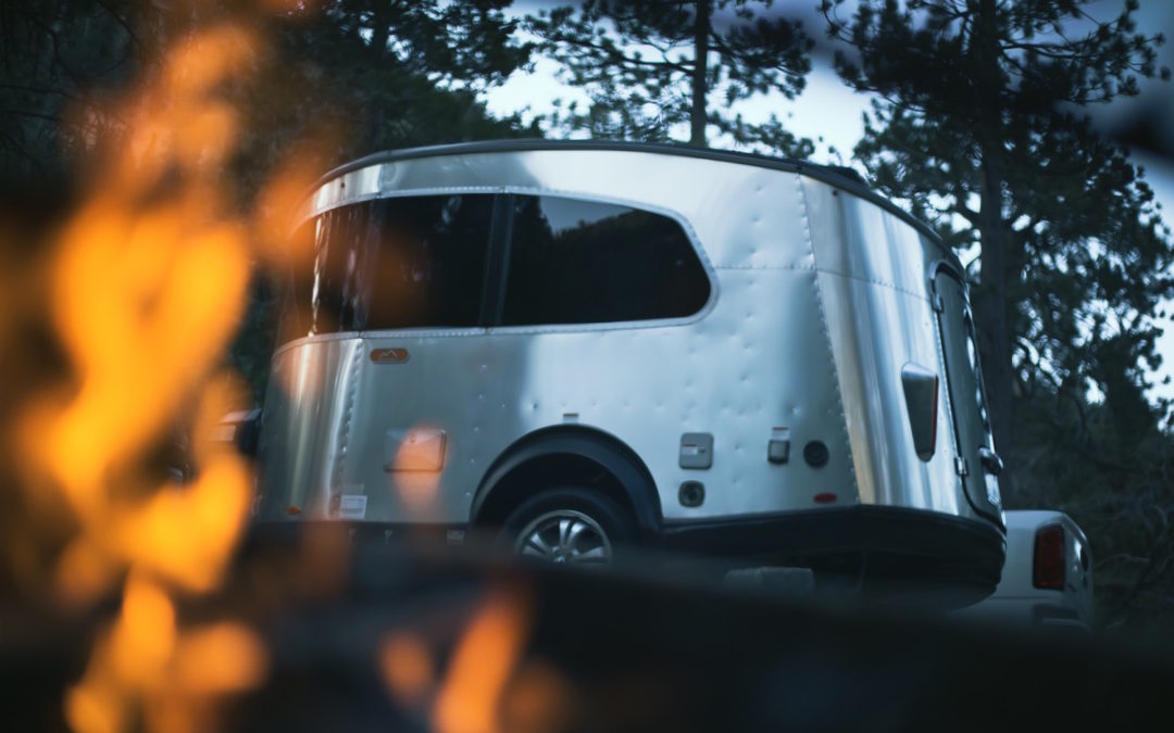 The Airstream Basecamp Lets In Just The Right Amount of Nature