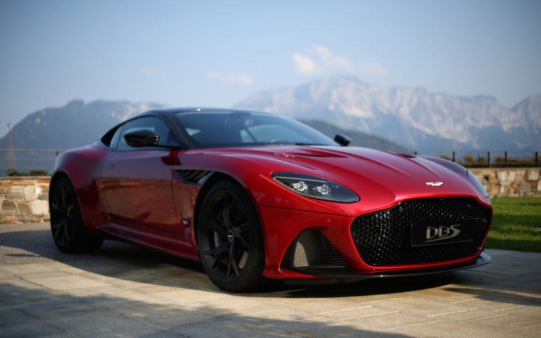 Aston Martin DBS Superleggera First Drive