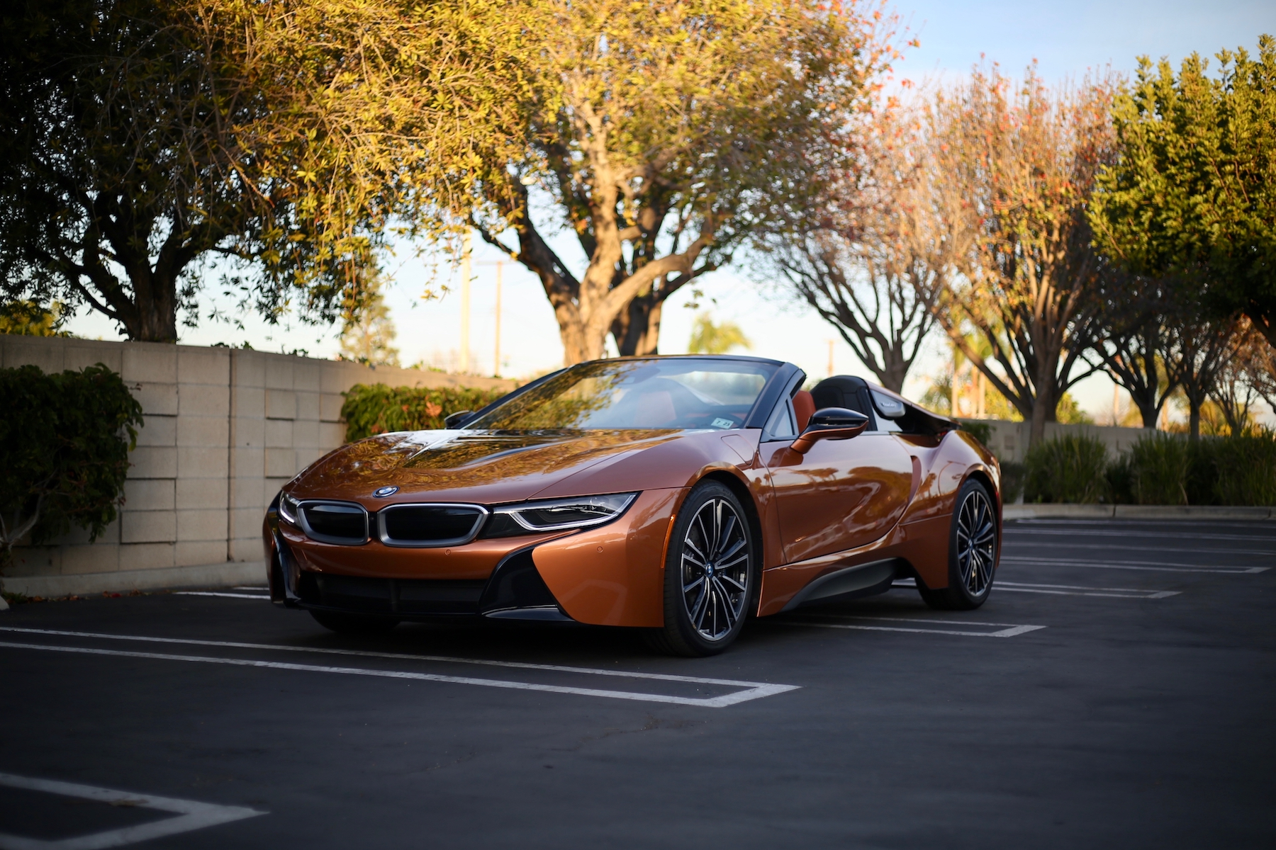 2018 Bmw I8 Roadster Review Pictures Specs Milesperhr