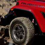 Jeep Gladiator Rubicon Badge