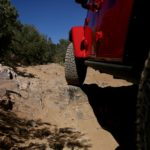 Jeep Gladitor Rock Rails