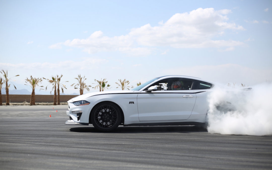 The Top 5 American Muscle Cars Of All Time