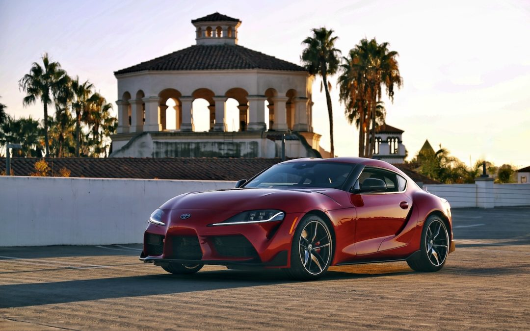 2020 Toyota GR Supra Review