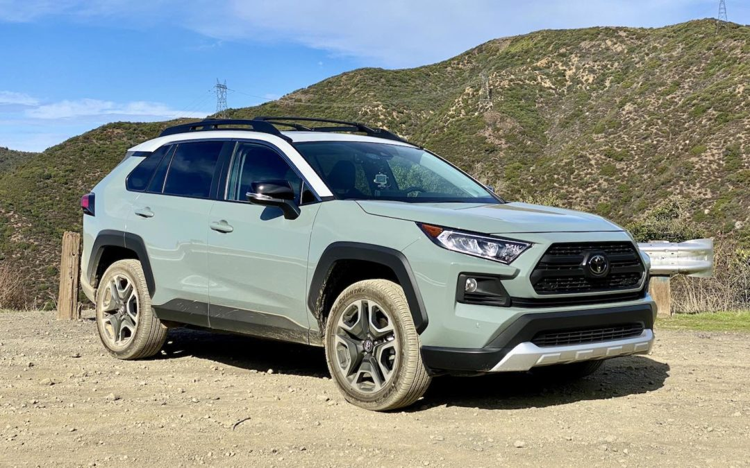 2019 Toyota RAV4 Adventure Review